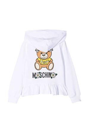 White Moschino Kids sweatshirt  MOSCHINO KIDS | -108764232 | HDF031LDA0010101