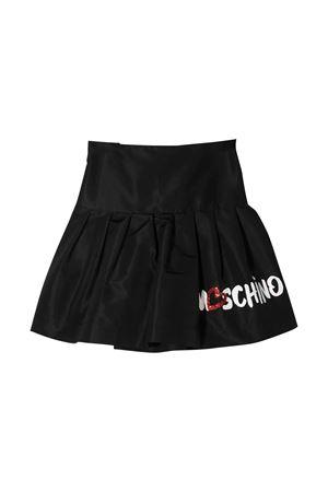 Gonna nera Moschino Kids MOSCHINO KIDS   15   HDJ01ZN0Z0860100