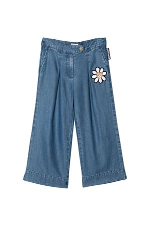 Pantaloni in denim Moschino Kids MOSCHINO KIDS   9   HDP040L0E0540023