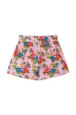 Shorts a fiori Moschino Kids MOSCHINO KIDS | 30 | HDQ009LLB1382169