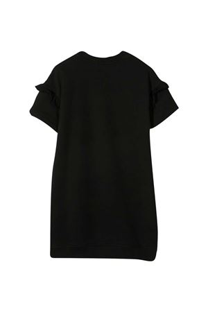 Black Moschino kids t-shirt dress MOSCHINO KIDS | 11 | HDV09XLDA0060100