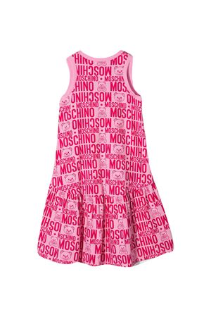 Pink dress Moschino kids MOSCHINO KIDS | 11 | HDV0A5LBB5985557