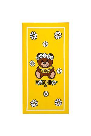 Telo mare con stampa Moschino kids MOSCHINO KIDS   5032317   HDX00WLGA1050162