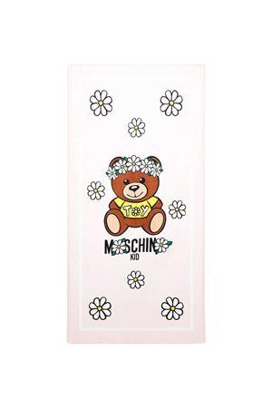 Telo mare con stampa Moschino kids MOSCHINO KIDS   5032317   HDX00WLGA1050209