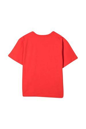 Moschino kids red teen t-shirt  MOSCHINO KIDS | 5032307 | HOM02XLBA1050109T