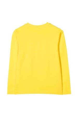 Maglietta gialla Moschino Kids MOSCHINO KIDS | 8 | HOO005LBA1850162