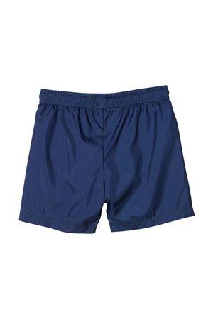 Moschino Kids blue swimsuit  MOSCHINO KIDS | 85 | HPL010LKA0240016