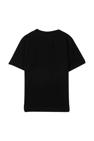 T-shirt nera Moschino kids MOSCHINO KIDS | 5032307 | HQM02LLBA1860100