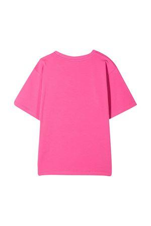 T-shirt fucsia teen Moschino kids MOSCHINO KIDS | 5032307 | HQM02XLBA1850533T