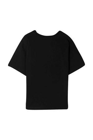 Moschino kids black t-shirt MOSCHINO KIDS | 5032307 | HQM02XLBA1860100