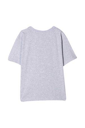 Moschino kids gray teen t-shirt  MOSCHINO KIDS | 5032307 | HQM02XLBA1860926T