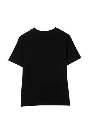 T-shirt nera Moschino Kids MOSCHINO KIDS | 5032307 | HRM02LLBA0860100