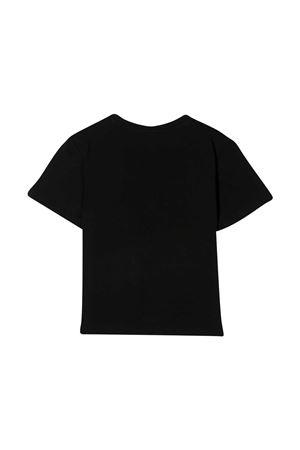 T-shirt con logo in rilievo Moschino kids MOSCHINO KIDS | 5032307 | HRM02XLBA1060100