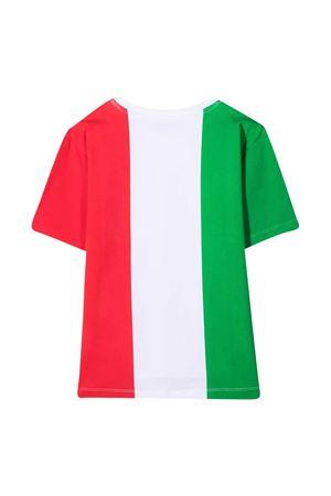 T-shirt tricolore Moschino kids MOSCHINO KIDS | 5032307 | HSM02XLBA1083311