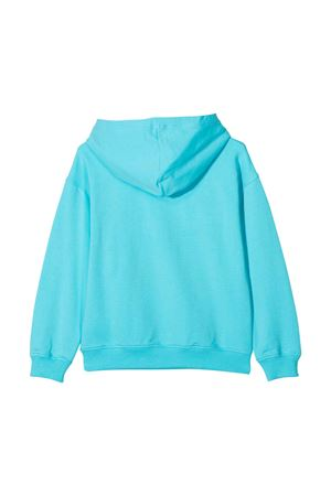 Moschino Kids light blue sweatshirt  MOSCHINO KIDS | -108764232 | HUF04LLDA1340522