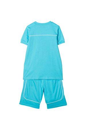 Completo sportivo azzurro Moschino Kids MOSCHINO KIDS | 42 | HUG006LAA1840522