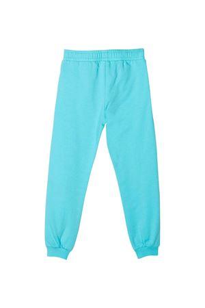Moschino Kids light blue joggers  MOSCHINO KIDS | 9 | HUP04ILDA1340522
