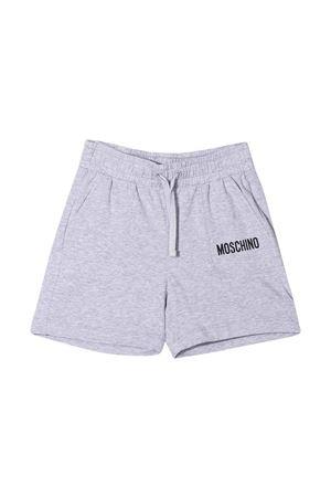 Shorts sportivi grigi Moschino Kids MOSCHINO KIDS | 30 | HUQ00HLBA1060926