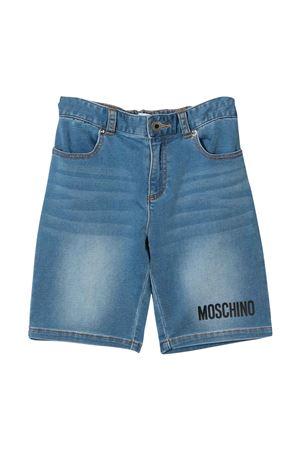 Moschino Kids denim shorts  MOSCHINO KIDS | 30 | HUQ00LLDE0371309