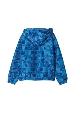 Giubbino blu Moschino Kids MOSCHINO KIDS | 13 | HUS02NL3B3185556