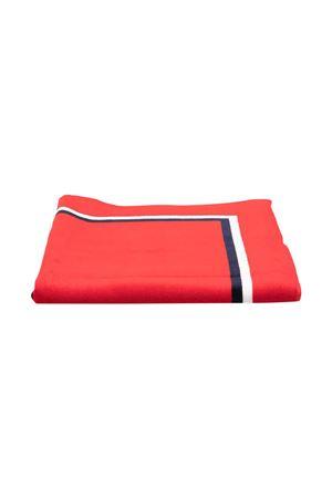 Telo mare rosso con stampa Moschino kids MOSCHINO KIDS | 5032317 | HUX01BLGA1050109