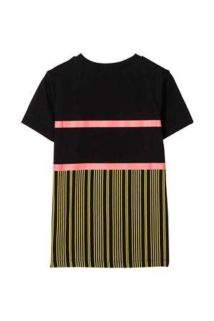 T-shirt nera teen Moschino Kids MOSCHINO KIDS | 8 | HVM02QLAA1860100T