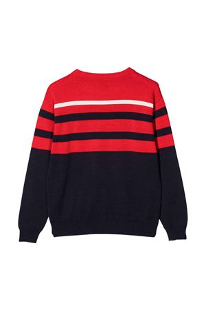 Maglione rosso Moschino Kids MOSCHINO KIDS | 7 | HXW00ALHE1383403