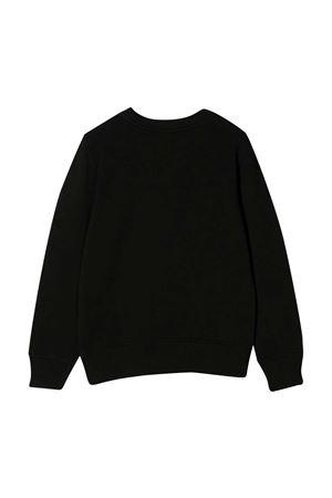 Black sweatshirt Moschino kids MOSCHINO KIDS | 7 | HYF039LDA2560100