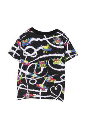 Black Moschino Kids t-shirt MOSCHINO KIDS | 8 | M8M02ALBB6484217
