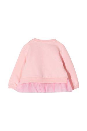 Felpa rosa Moschino Kids MOSCHINO KIDS | 7 | MDF025LDA0050209