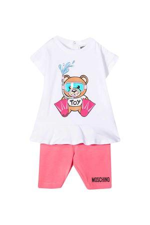 Completo neonata Moschino kids MOSCHINO KIDS | 42 | MDG009LBA0883391