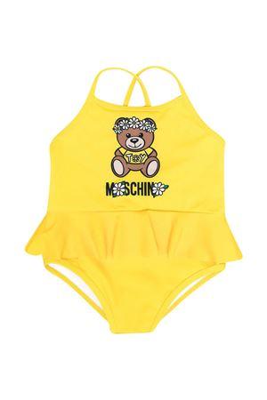 Yellow swimsuit Moschino Kids  MOSCHINO KIDS | 85 | MDL00ELKA0050162