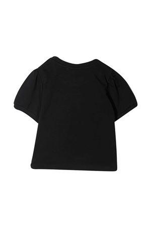 T-shirt nera Moschino Kids MOSCHINO KIDS | 8 | MDM02TLBA0060100