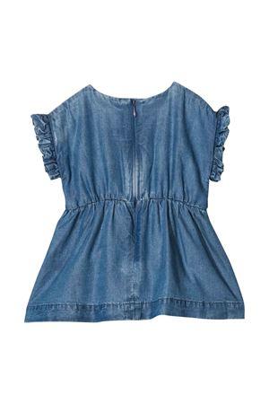 Vestito blu denim Moschino Kids MOSCHINO KIDS | 11 | MDV08QL0E0540023