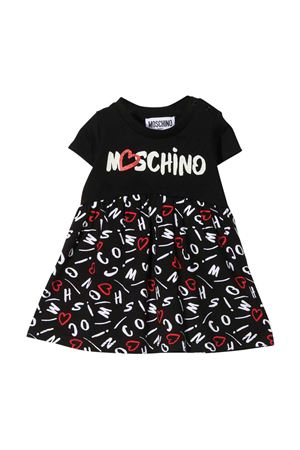 Moschino Kids black dress  MOSCHINO KIDS | 11 | MDV093LBB6082223