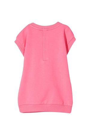 Vestito rosa Moschino Kids modello T-shirt MOSCHINO KIDS   11   MDV095LDA2551108