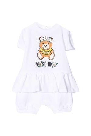 Set bianco Moschino Kids MOSCHINO KIDS | 75988882 | MDY00NLBA0010101