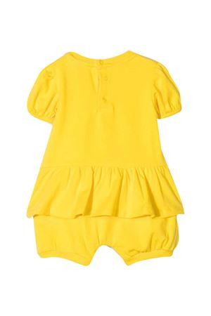 Set neonato giallo Moschino Kids MOSCHINO KIDS | 75988882 | MDY00NLBA0050162