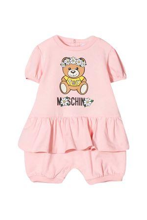 Set rosa Moschino Kids t-shirt MOSCHINO KIDS | 75988882 | MDY00NLBA0050209