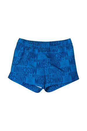 Moschino Kids blue swimsuit MOSCHINO KIDS | -1537226475 | MML007LKA0385556