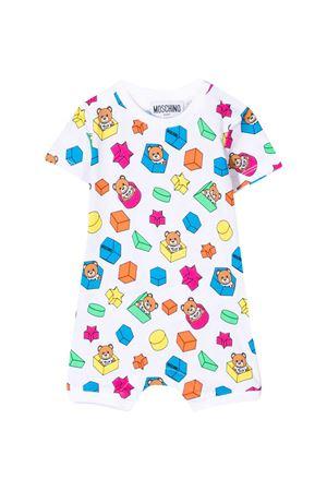 Pagliaccetto multicolor Moschino Kids MOSCHINO KIDS | -1617276553 | MMT01ILBB5384304