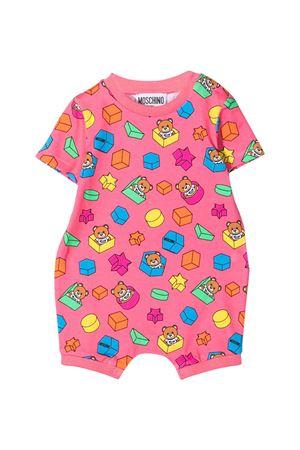 Pagliaccetto multicolor Moschino Kids MOSCHINO KIDS | -1617276553 | MMT01ILBB5385836