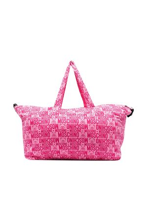 Changing pink bag Moschino Kids MOSCHINO KIDS | 31 | MMX03ALDB4985557