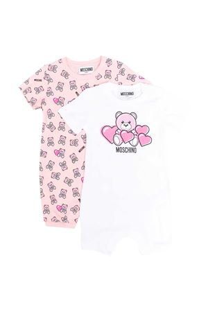 Set tutine rosa Moschino Kids MOSCHINO KIDS | 75988882 | MMY02PLAB2283343