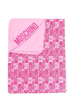 Coperta fucsia Moschino Kids MOSCHINO KIDS | 69164127 | MNB006LAB2585557