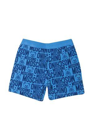 Costume da bagno blu Moschino Kids MOSCHINO KIDS | 30 | MNQ003LDB4985556