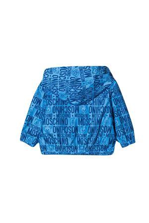 Moschino Kids blue jacket  MOSCHINO KIDS | 13 | MNS01HL3B3085556