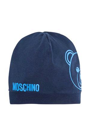 Moschino Kids blue cap  MOSCHINO KIDS | 75988881 | MNX035LBA0040016
