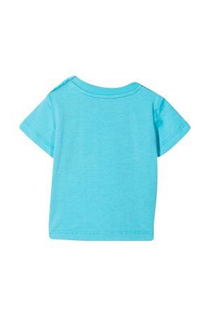 T-shirt blu Moschino kids MOSCHINO KIDS | 8 | MRM02ALBA0840522