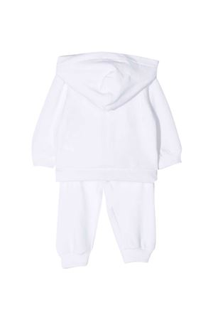 Moschino Kids white jumpsuit MOSCHINO KIDS | 42 | MTK00GLDA0010101
